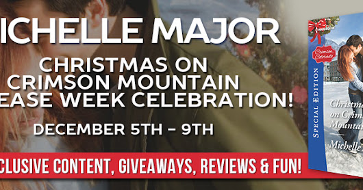 Blog Tour with Giveaway: Christmas on Crimson Mountain by Michelle Major