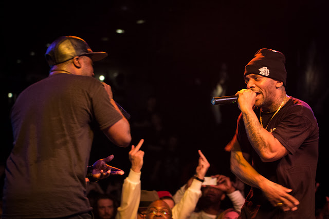 Mobb Deep by Nashville Music Photographer Jon Karr