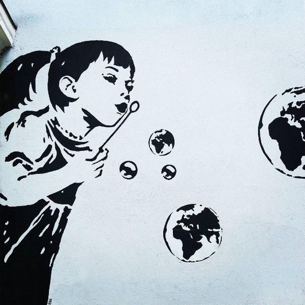 vienne vienna street art neubau mandarina