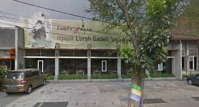 Restoran Sunda Terfavorit Bumbu Desa
