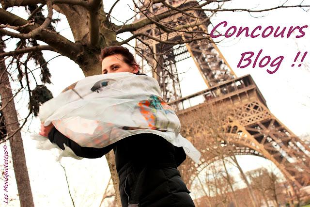 Concours - Emotis l'étole Geisha -Blog beauté Les Mousquetettes©