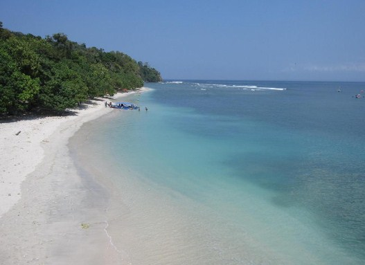 Daya Tarik Obyek Wisata Pantai Pangandaran Di Ciamis Jawa