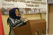 Humas Pemkab Kep.Selayar Terima Penghargaan Dalam Rakornas Keprotokolan Nasional 2017