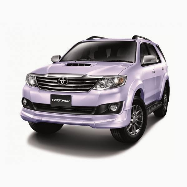 Body Kit Toyota Grand Fortuner