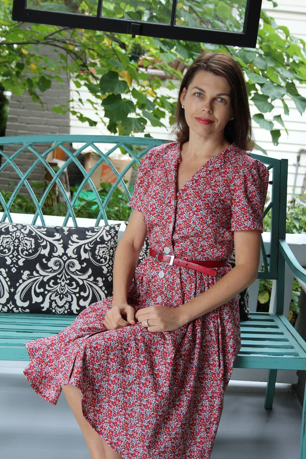 Well known My Sewing Suite: The Shirtwaist Dress GA18