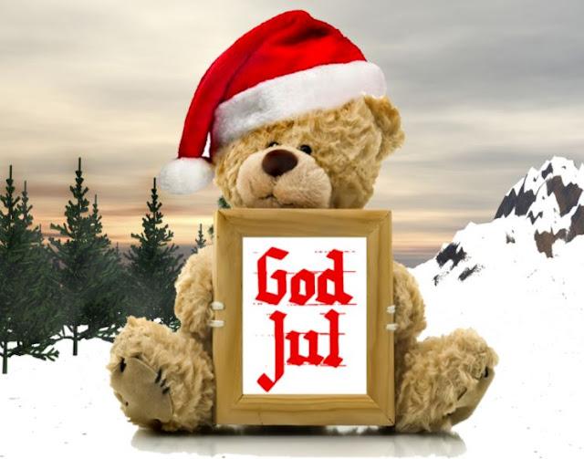 God julhälsningar