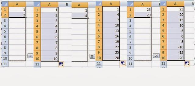 Cara Cepat Menghitung Bilangan Kelipatan pada Microsoft Excel