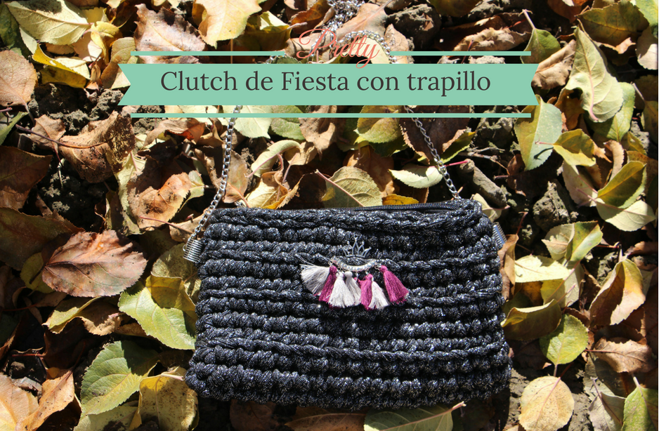 clutch fiesta trapillo pretty anais