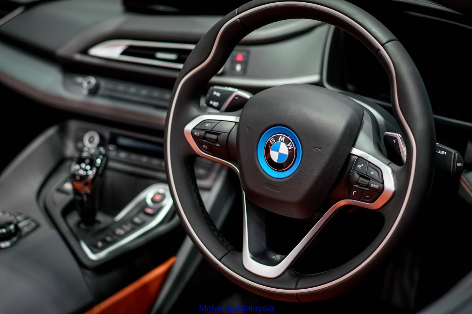 Motoring Malaysia Bmw Malaysia Launches The Bmw I8 Roadster For The