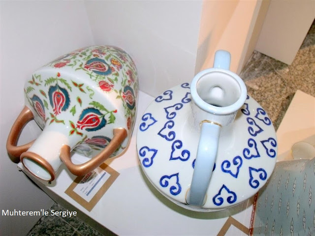 porselen boyama modelleri
