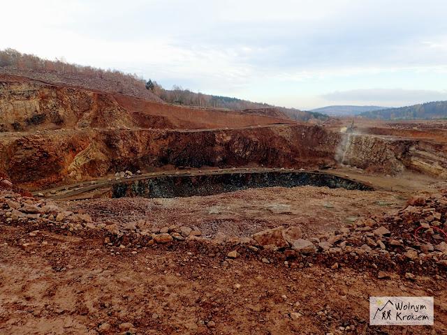 Gardzień kopalnia melafiru tłumaczów