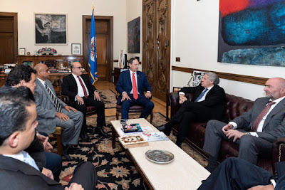 OEA conversacion con tsj