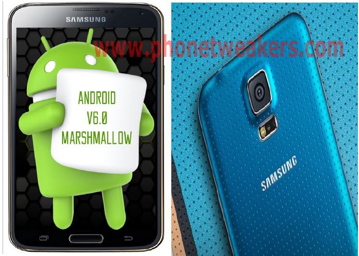 Download] Official Samsung Galaxy S5 SM-G900H Android 6 0 1