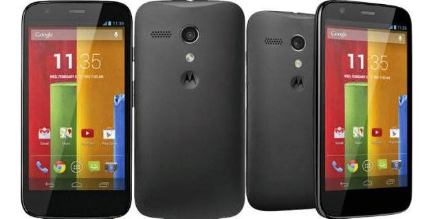 Harga HP Motorola Moto G dan Tipe Lainnya Terbaru 2017