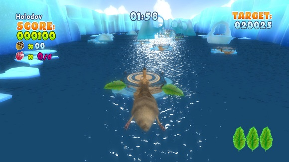 Ice Age 4 Continental Drift Arctic Games PC Full Version Screenshot 3