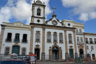 Igreja de São Domingo, ordem terceira, Historia de Salvador