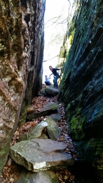 Buffalo River Trail: Ponca to Steel Creek Section