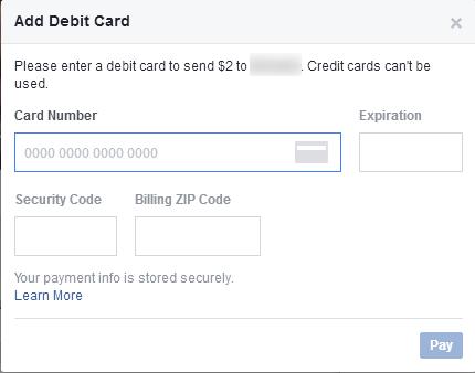 Facebook đã bắt đầu triển khai tính năng gửi tiền qua tin nhắn. Một tính năng mà được rất nhiều người mong chờ.