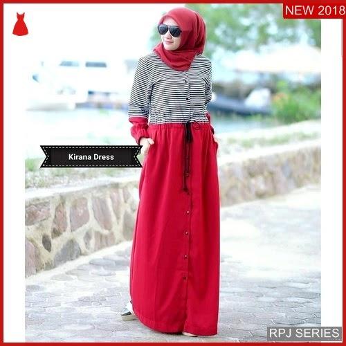 RPJ160D164 Model Dress Kirana Cantik Dress Wanita