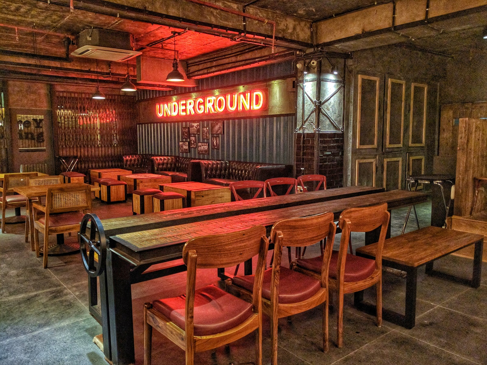 miss foodie diaries backyard underground comes to gurgaon an intro