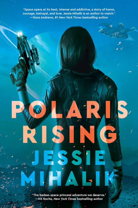 Interview with Jessie Mihalik, author of Polaris Rising