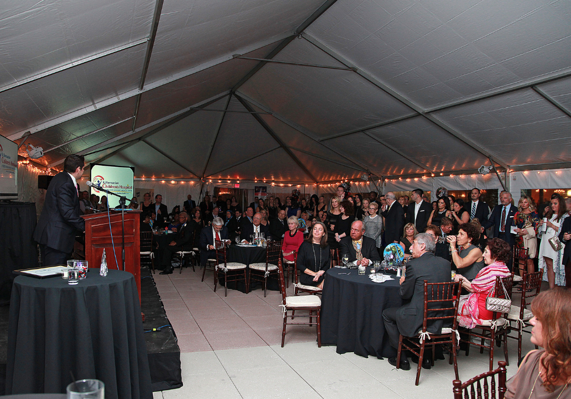 K. Hovnanian Children's Hospital Superhero Soiree Raises ...