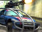 لعبة سيارات حربيه اون لاين  game Rush Race online