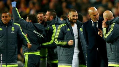 Zidane Break 'Curse' El Clasico debut for Madrid tactician