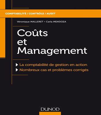 livre coûts et management 2018
