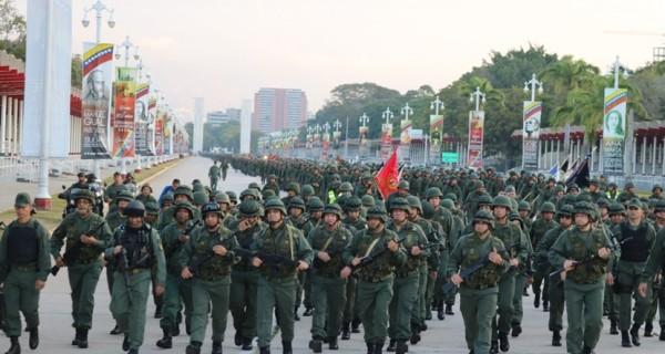 Miembros de las FANB se han reunido con Guaidó de manera secreta para apoyarlo
