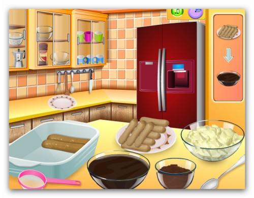 Helado De T Cocina Con Sara Juegos Internet Gratis  Party