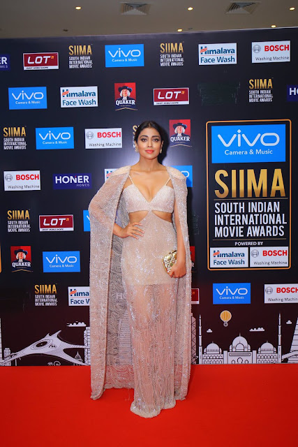 Shriya Saran at SIIMA Awards 2017 Day 2