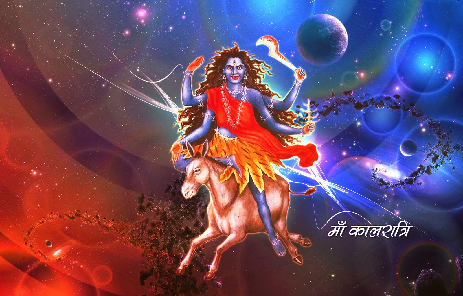 Maa Kalratri Images Picture Wallpaper Photos