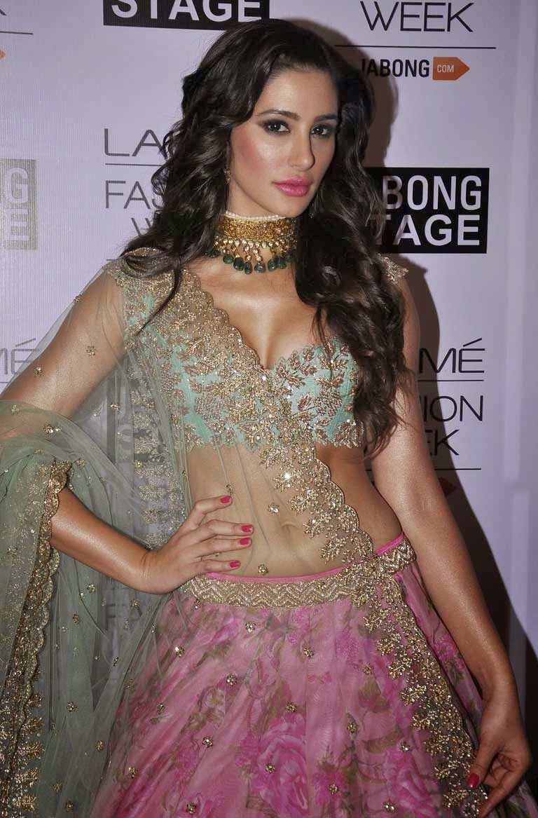 Nargis Fakhri Latest Hot Photos In Pink Dress Publish
