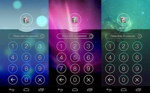 تحميل تطبيق القفل للاندرويد و الايفون app lock 2015