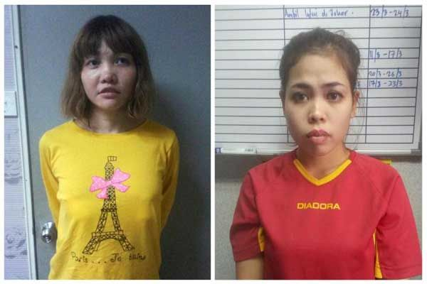 Kim-Jong-NAM-murder-charges-against-two-women-in-Malaysia