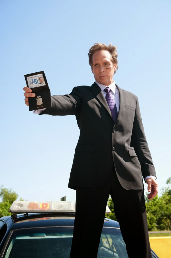 William Fichtner Drive Angry