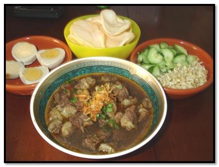 Portal Masakan 9 Resep Rawon Masakan Khas Jawa Timur
