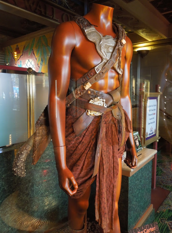 John Carter movie costume