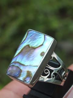 organic gemstone