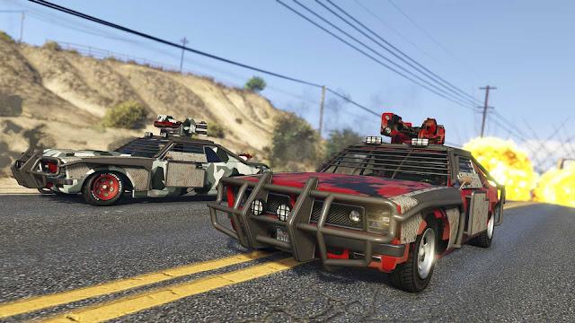 """تنزيل لعبة جراندا"""" GTA V""""  حرامي السيارات للكمبيوتر مجاناً برابط واحد مباشر."""