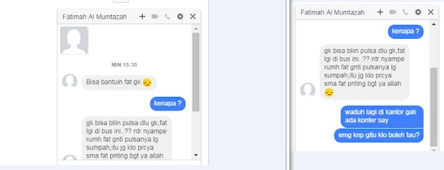 facebook penipu