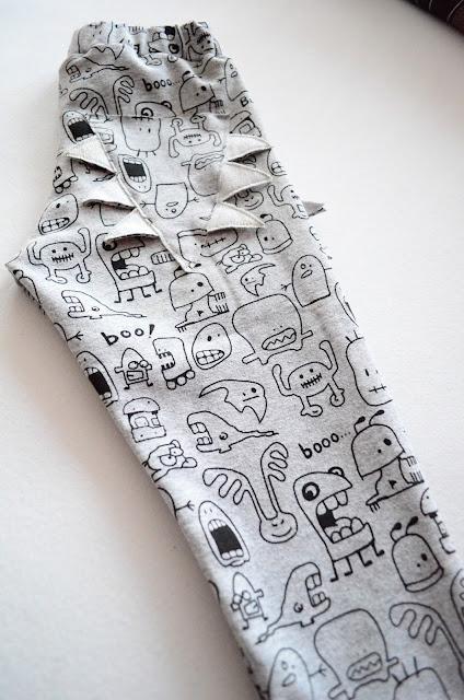 spodnie dla dzieci