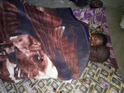 Photos: Married man gets stuck inside his lover while having sex at a guest house in Uganda