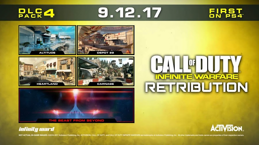 call of duty infinite warfare dlc