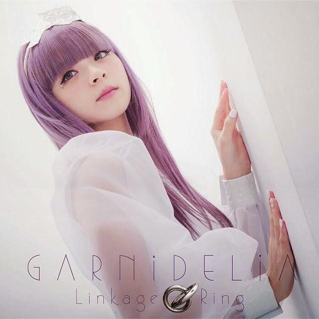 Garnidelia Linkage Ring Flac