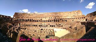 Roma pontos turisticos coliseu - Pontos turísticos de Roma