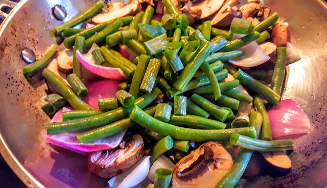 Healthy Side Dish, Green beans