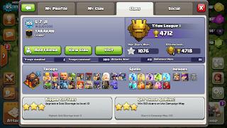 Leader Clan TARAKAN Yang Pertama Kali Naik Level 12