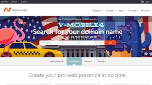 Tutorial Setting Domain Namecheap